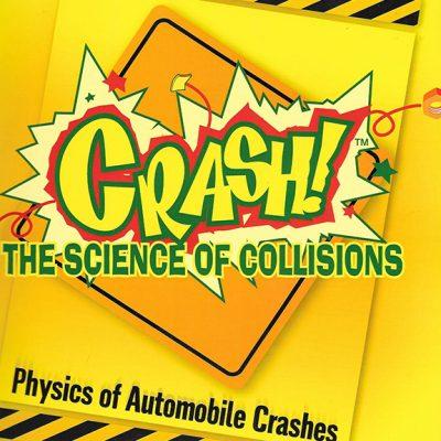 CRASH text cover