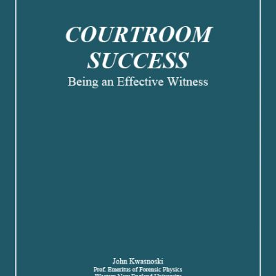Courtroom Success cover